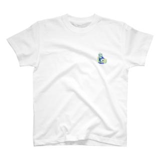 赤子氏 サイケver. T-shirts