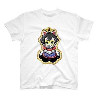 つくもガールズ/笑顔ちゃん T-shirts