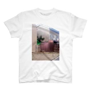 自然現象(左京区) T-shirts