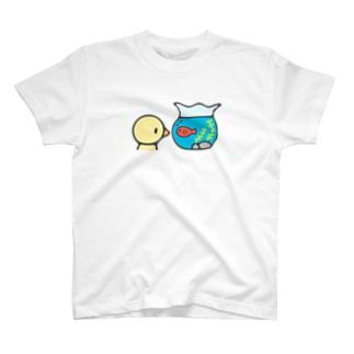 きんぎょばち T-shirts