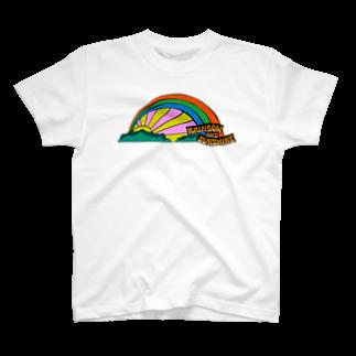 JOKERS FACTORYのRAINBOW T-shirts
