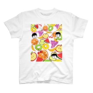 トロピカルフルーツ T-shirts