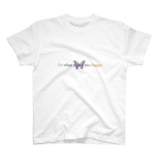 Do What Makes You Happy T-shirts