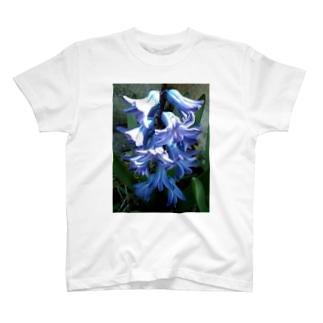 スカイヴァイオレット T-shirts