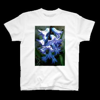 Dreamscapeのスカイヴァイオレット T-shirts