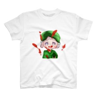 如月ちゃん T-shirts