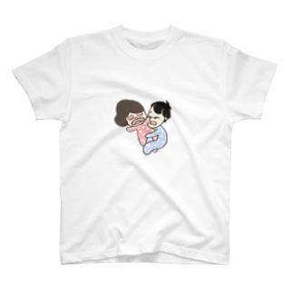 ステファニーとオッパ5 T-shirts
