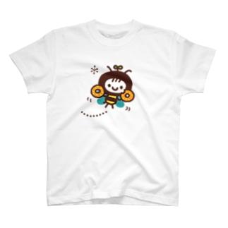 ハチド T-shirts