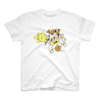 uじゃないよ T-shirts