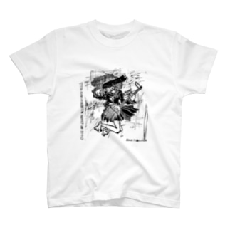 ロックンロール掃除時間 Tシャツ