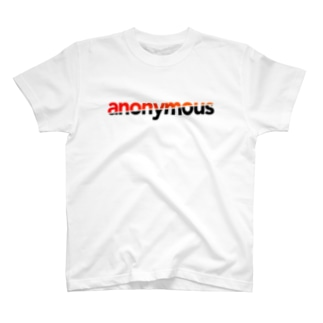 anonymous #005 T-shirts