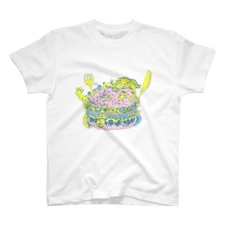 テレポーテーションの超生命体シリーズ T-shirts