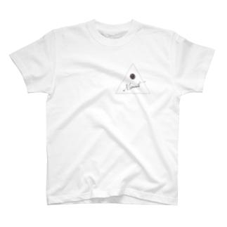 MINUIT ロゴ T-shirts