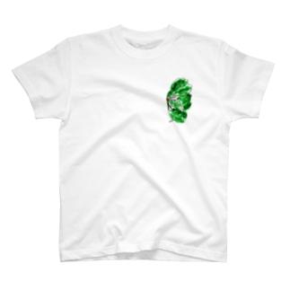 ほうれんそう T-shirts