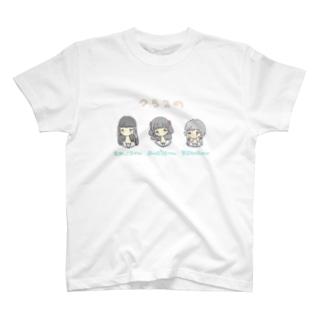 クラスのおんなのコ T-shirts