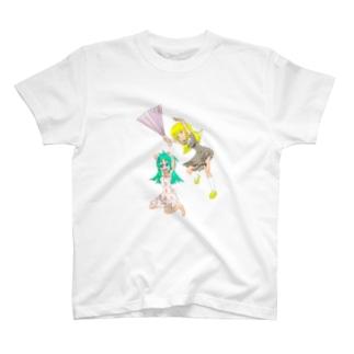 ハリセンアタック T-shirts