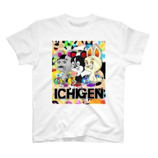 NEWキャラクター T-shirts