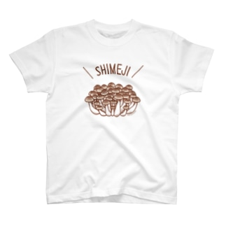 しめじ T-shirts