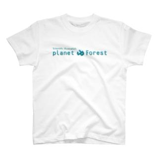 planetForest T-shirts