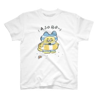 れもASOBO〜×明るい色  T-shirts