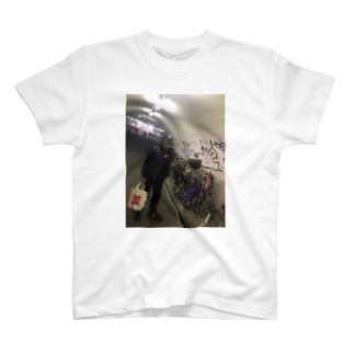 KGM street photo tee T-shirts