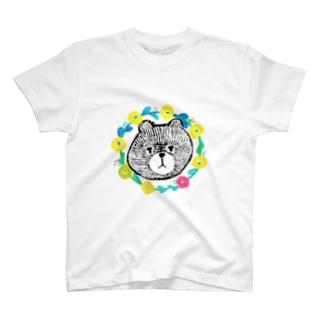 くろごまちゃん T-shirts