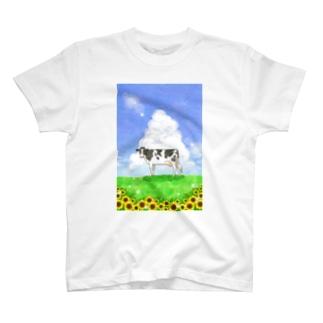 夏うし T-shirts