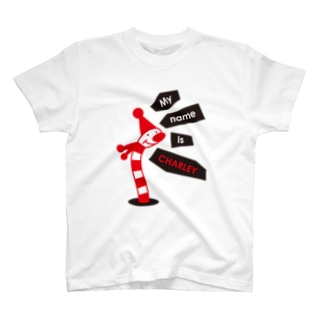 ヘビのCHARLEY T-shirts