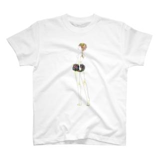 hanakaの12venuses-おひつじ座- T-shirts