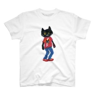 ねこびとさん(Oliver) T-shirts