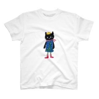 ねこびとさん(Pippi) T-shirts