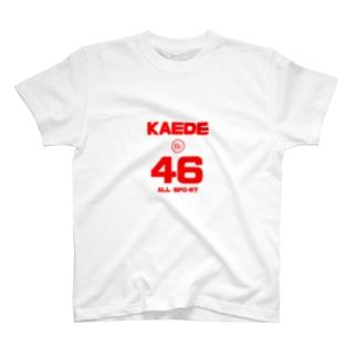 ALLs ヨシダカエデ Tシャツ専用 期間限定品 T-shirts