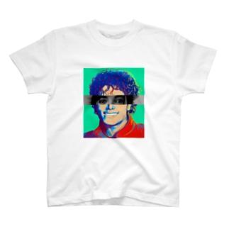 マイケル・ジャクソン T-shirts