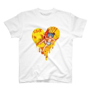 SsarxXのチーズ大好き🧀 T-shirts