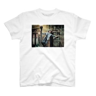 雨に唄えば T-shirts