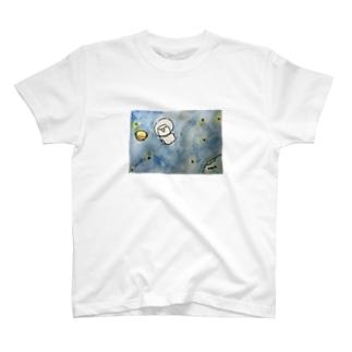 うちゅうのましまろちゃん T-shirts