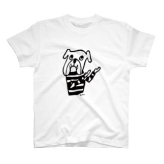 うながしスマートブルちゃん T-shirts