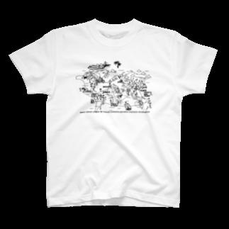 JOKERS FACTORYのSURFING WORLD TOUR T-shirts