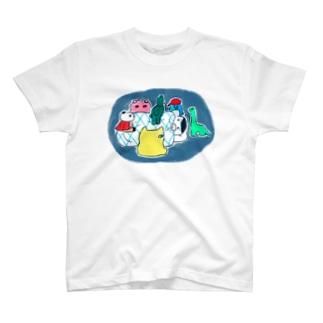 ねむれない T-shirts