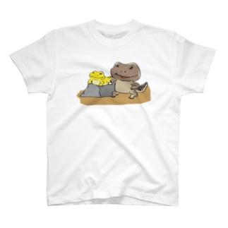トゲオアガマ T-shirts