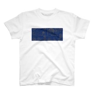 北海道産アンモナイト8 T-shirts