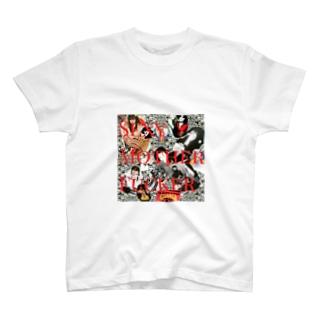 SMF tea (おいしいお茶) T-shirts
