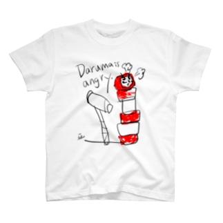 だるま落とし T-shirts