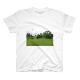 水曜日の例の場所 T-shirts