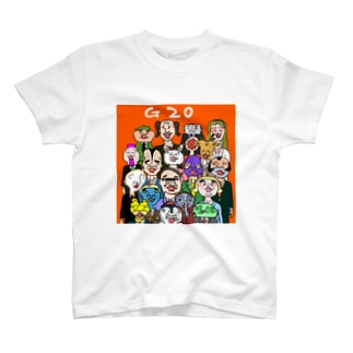 G20 T-shirts