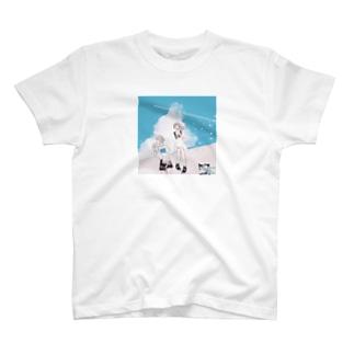 夏の二人 T-shirts