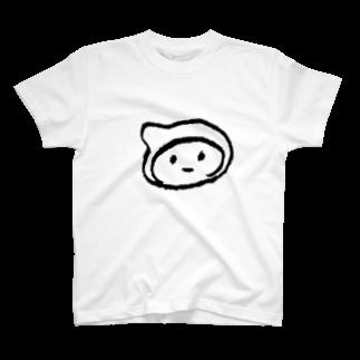 ドロンマガジンのシンプルドロンちゃん T-shirts