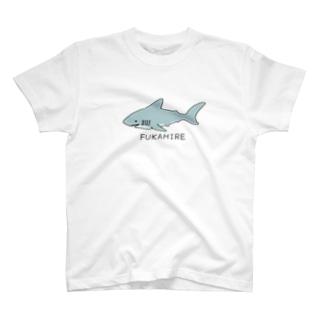 FUKAHIRE T-shirts