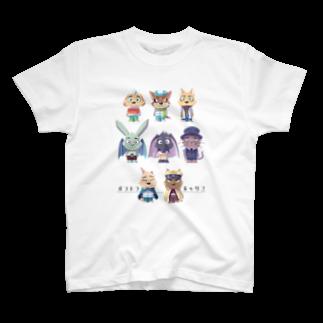 パピルスのパンドラボックス-TypeA- T-shirts