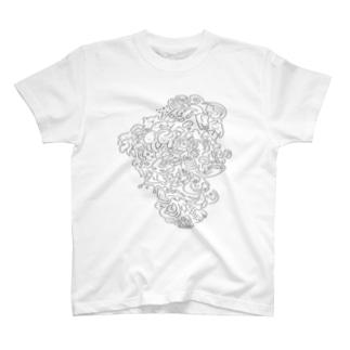 街 T-shirts